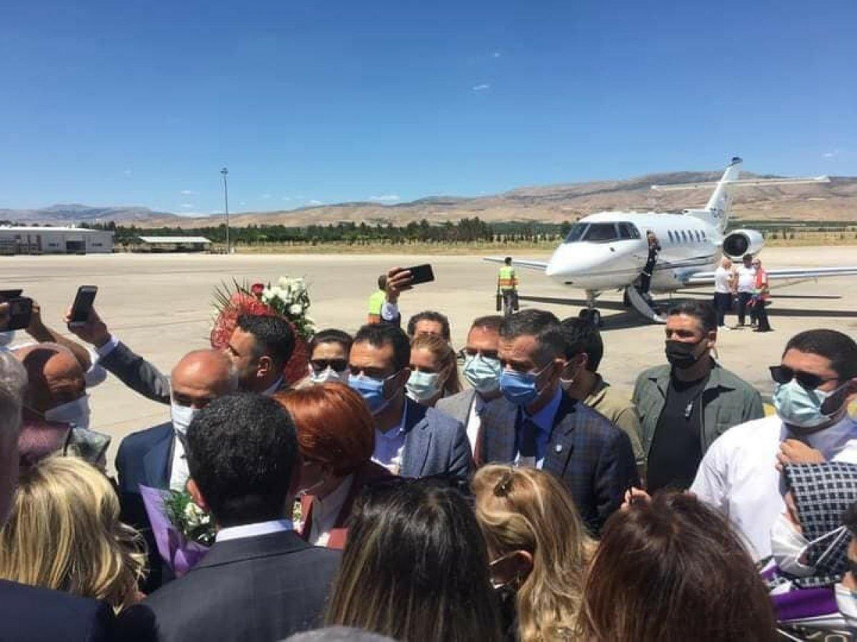 Meral Akşener in  özel uçak kullanmam  açıklaması #3