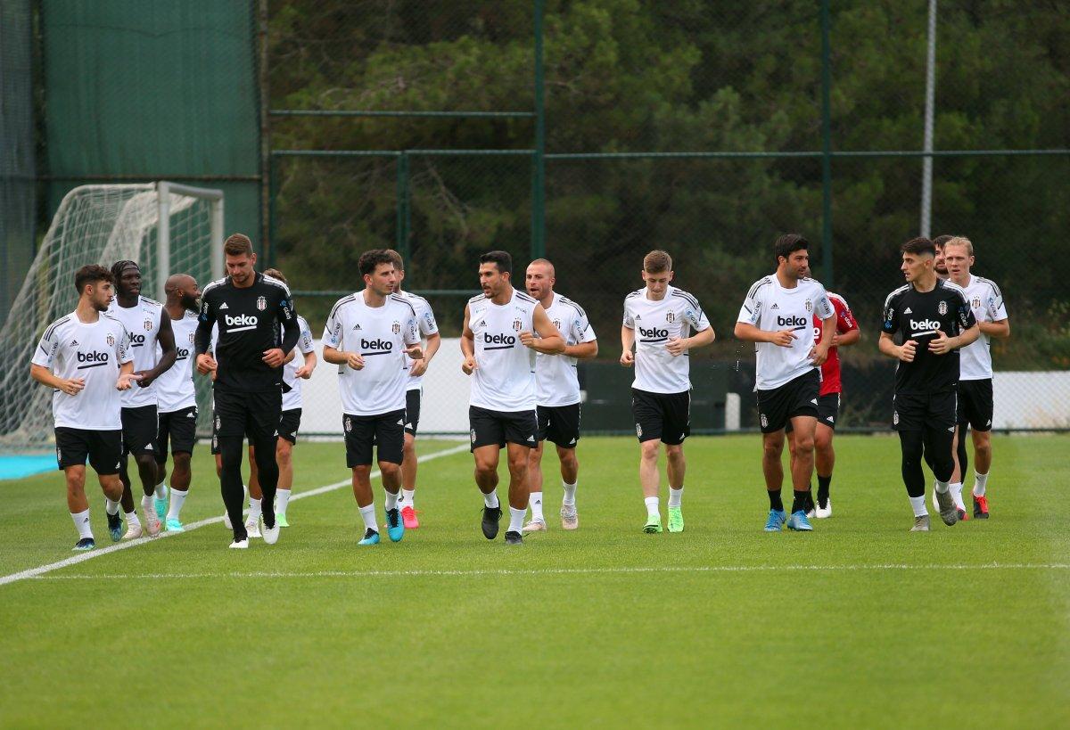 Beşiktaş, yeni sezon hazırlıklarına başladı #1