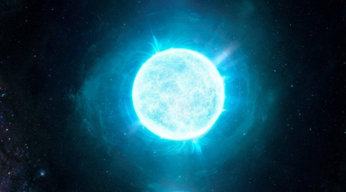 En ağır ve en küçük beyaz cüce yıldız keşfedildi #1