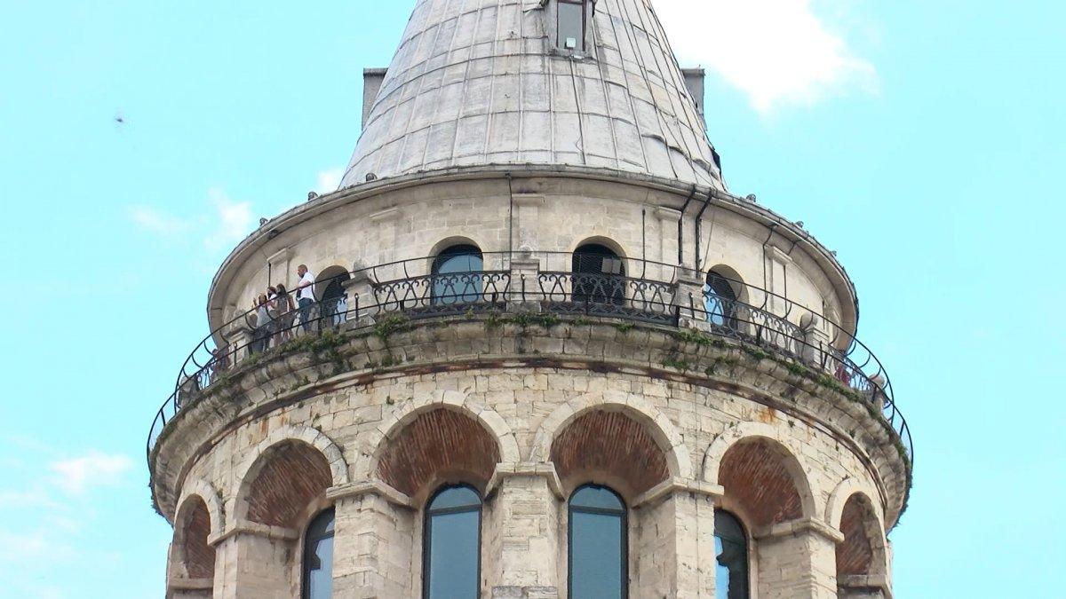 Galata Kulesi'nde artan bilet fiyatlarına ilişkin açıklama #1