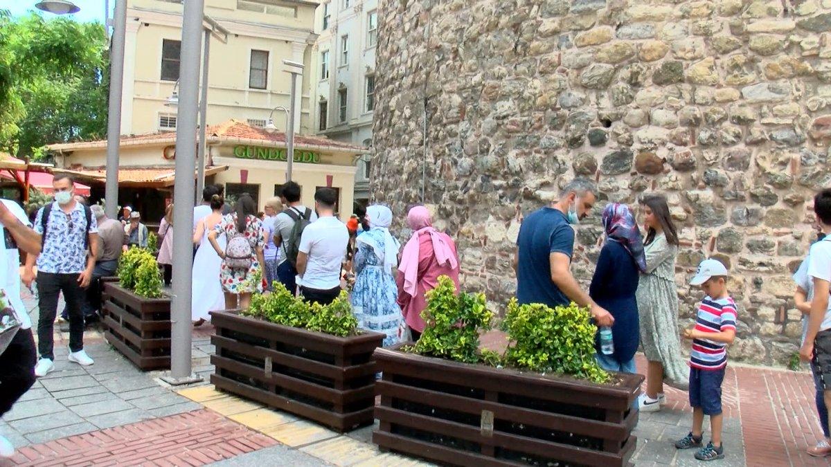 Galata Kulesi'nde artan bilet fiyatlarına ilişkin açıklama #2