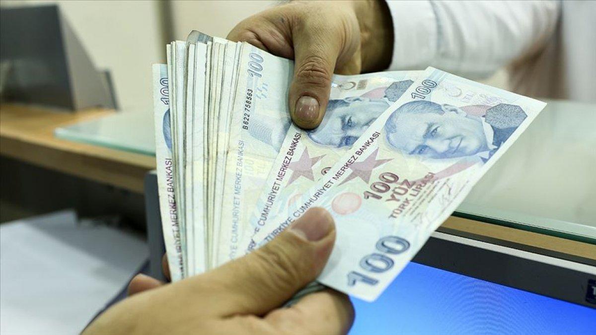 En düşük memur maaşı 4 bin 789 lira oldu #1