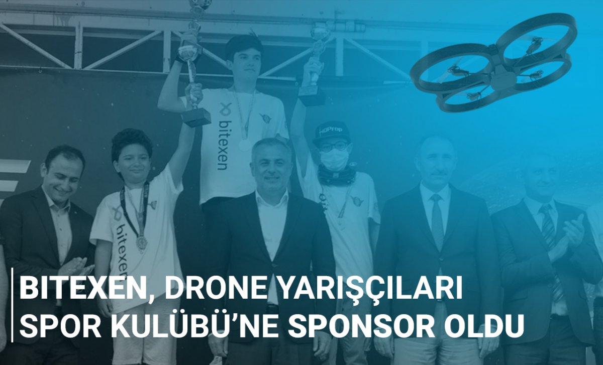 Drone'lar Bitexen'le Uçtu #1