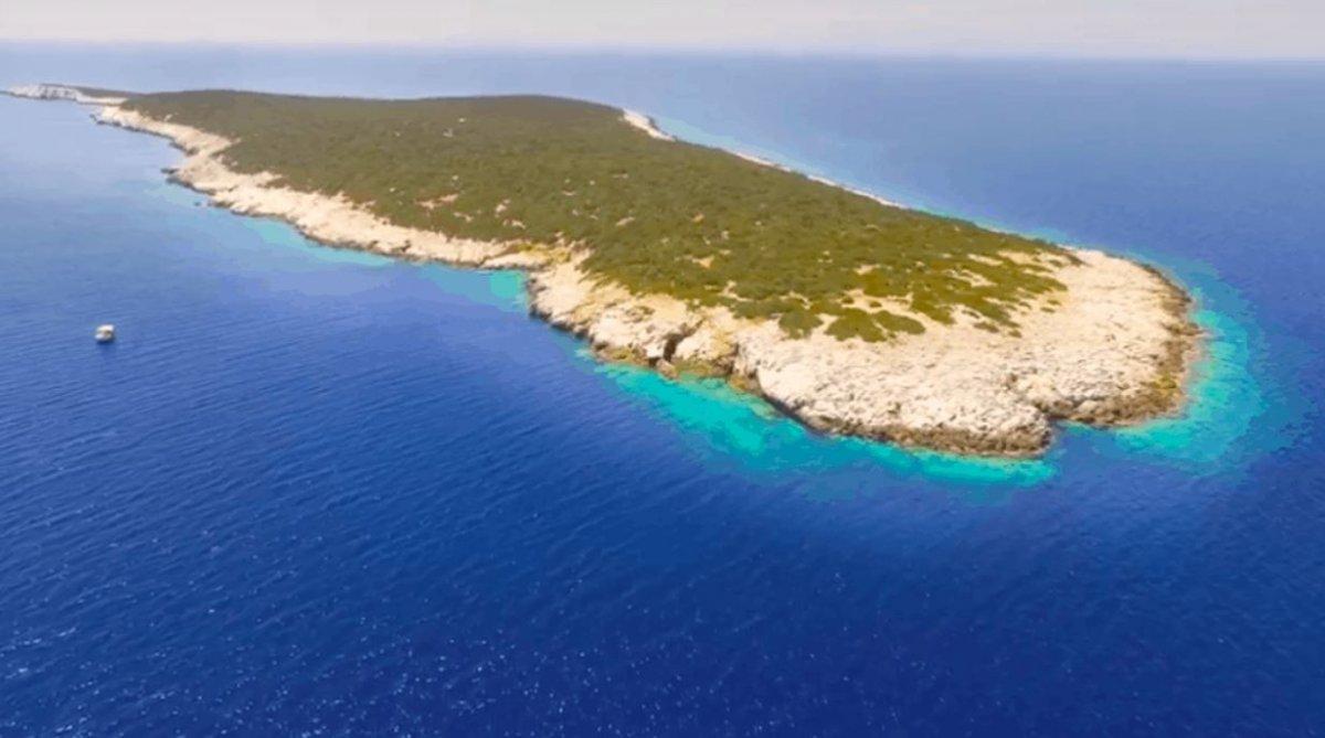 Yunanistan da bazı adalar satışa çıkarıldı #1