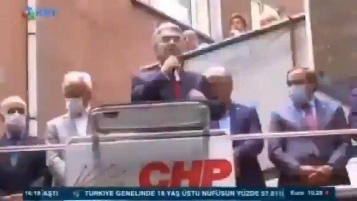 Bülent Kuşoğlu, CHP nin Cumhurbaşkanı adayını açıkladı #1