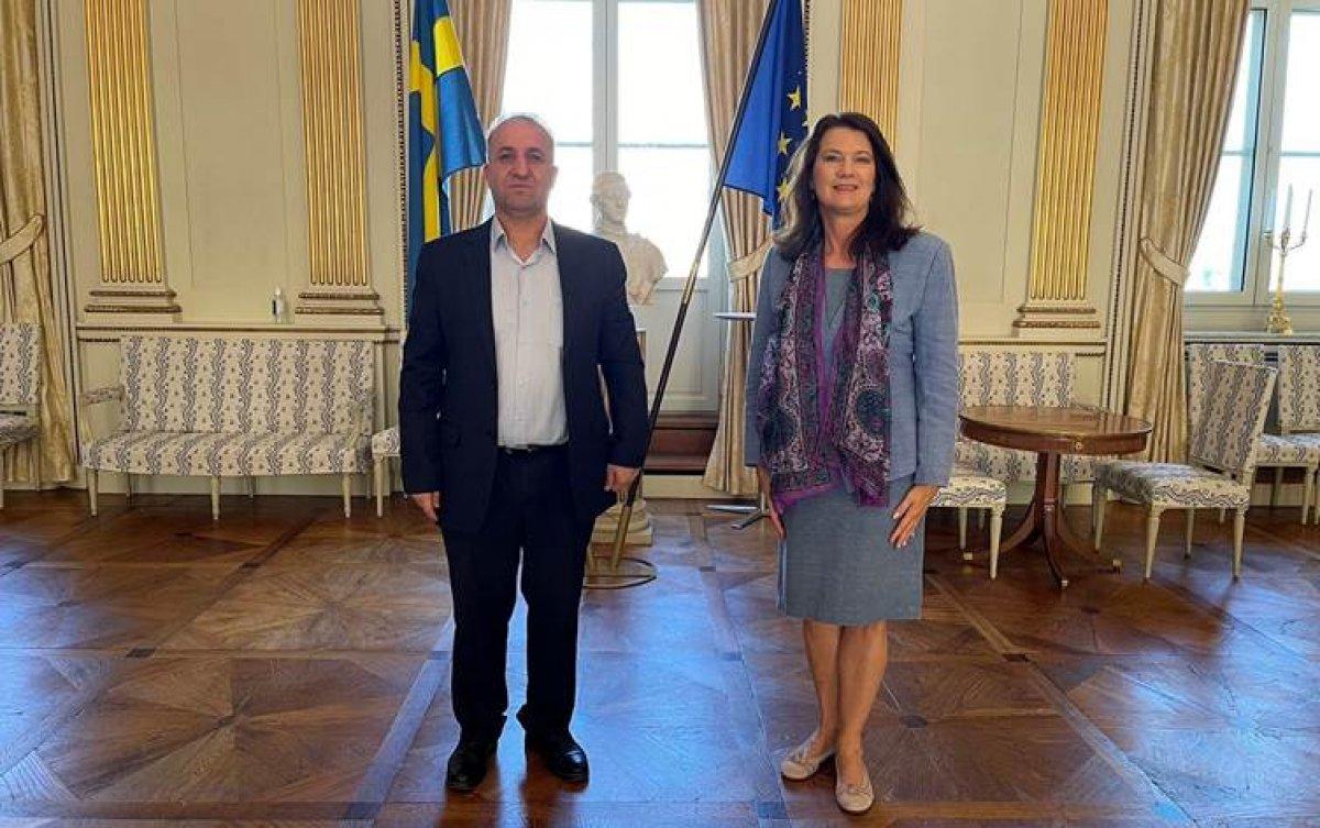 İsveç ten YPG ye 10 milyon euro yardım #1