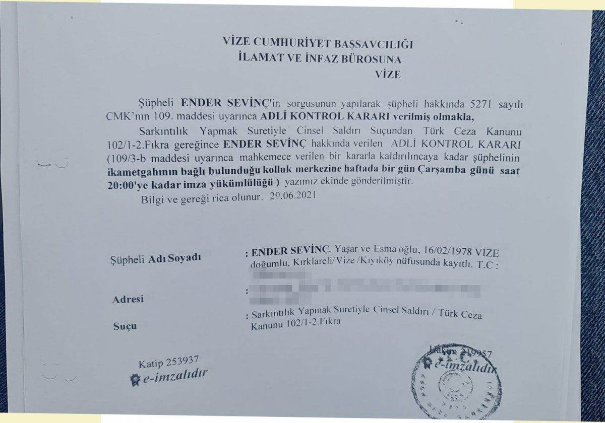 CHP de bir taciz skandalı da Kırklareli nden #2
