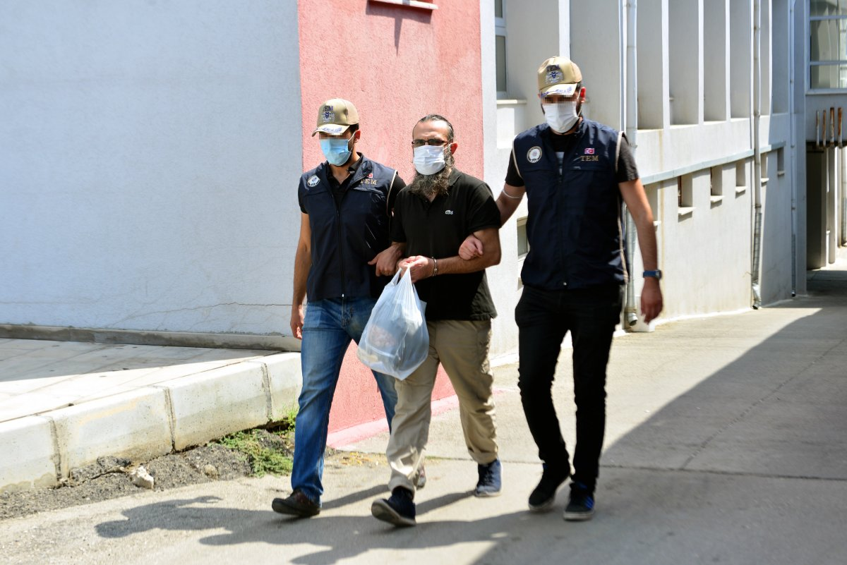 Adana da bombalı eylem hazırlığındaki DEAŞ'lı terörist yakalandı #3