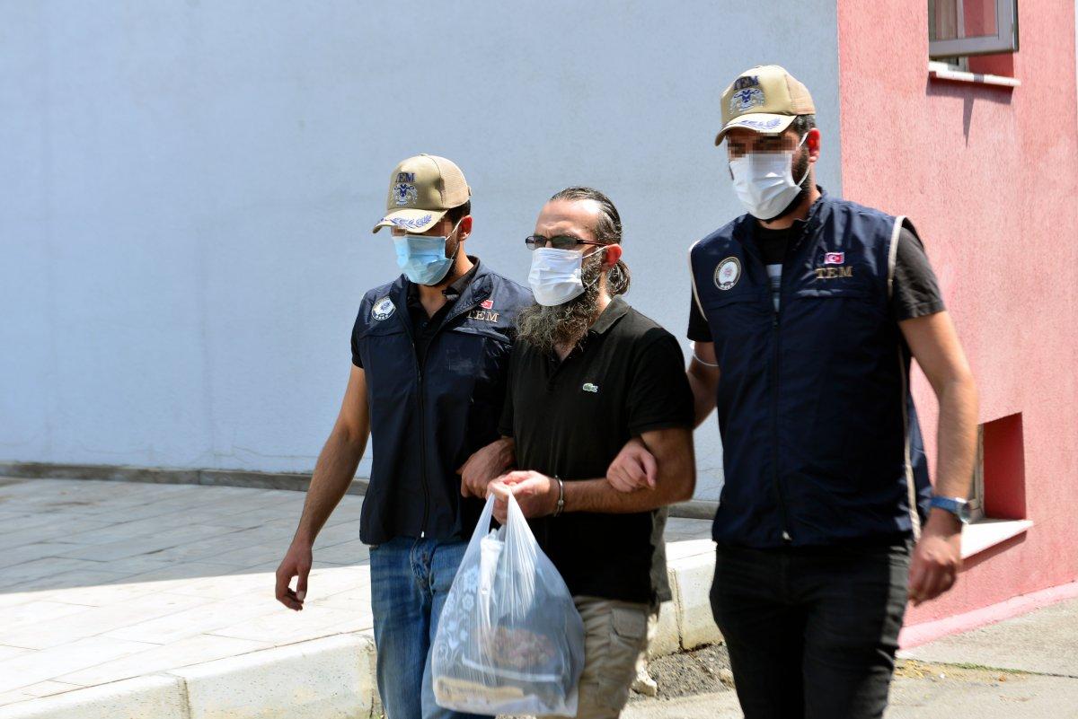 Adana da bombalı eylem hazırlığındaki DEAŞ'lı terörist yakalandı #2