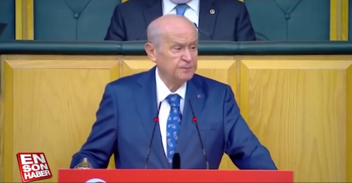 Devlet Bahçeli: Kürt ten terörist olmaz #1