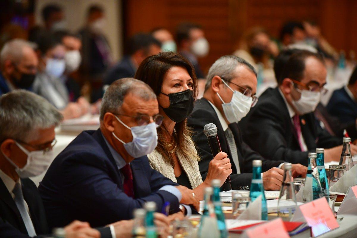 Fahrettin Altun: Türkiye nin gücünü, uluslararası itibarı artırmada kullanabiliriz #13