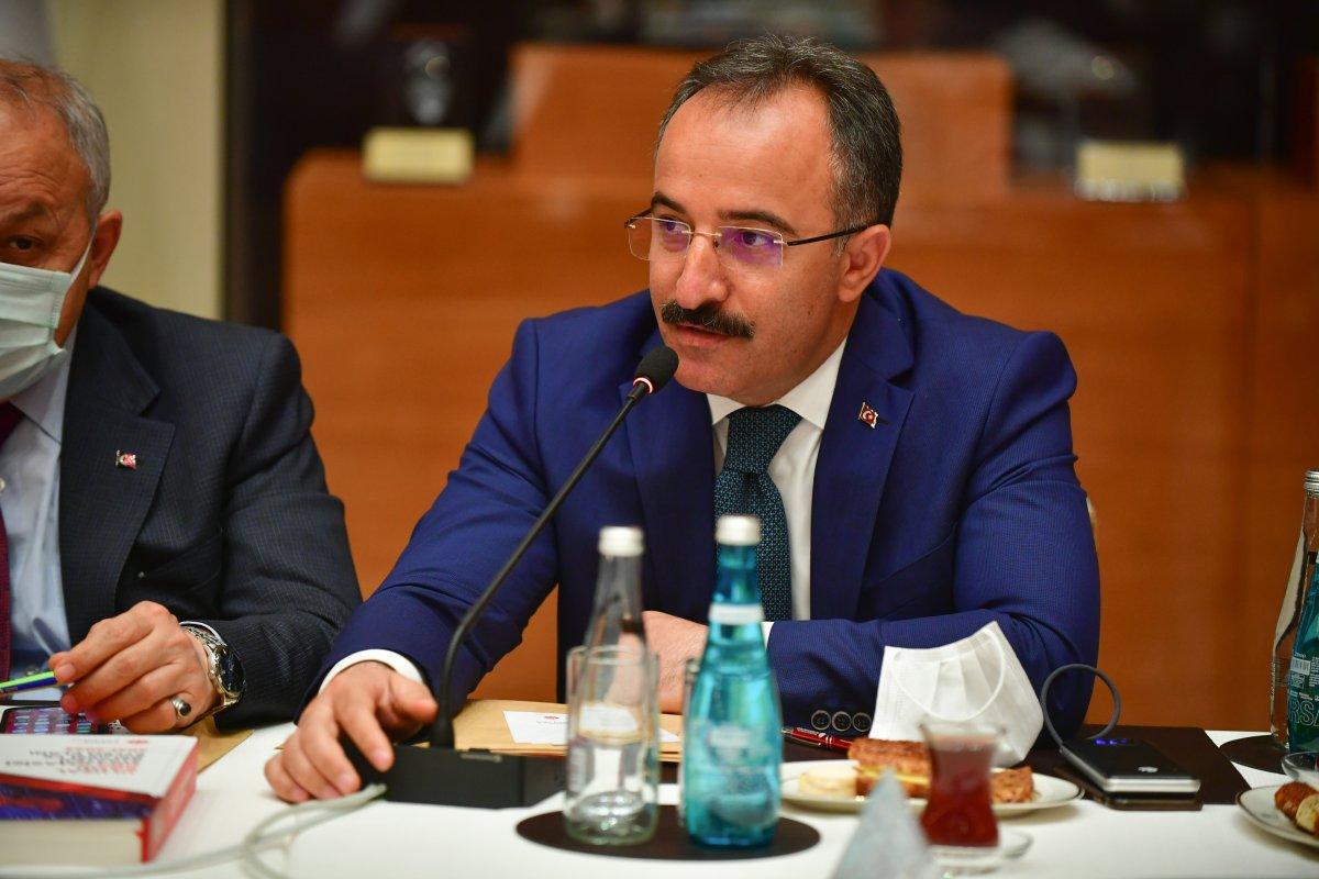 Fahrettin Altun: Türkiye nin gücünü, uluslararası itibarı artırmada kullanabiliriz #10