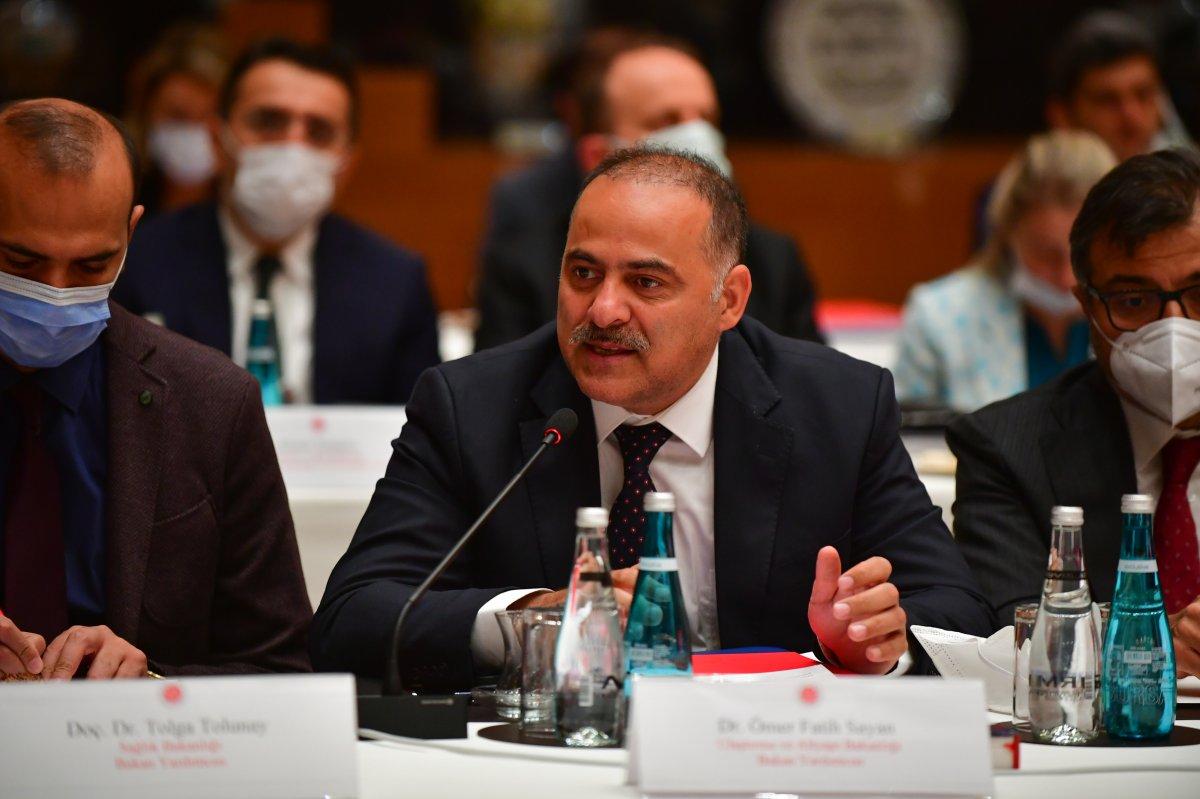 Fahrettin Altun: Türkiye nin gücünü, uluslararası itibarı artırmada kullanabiliriz #6