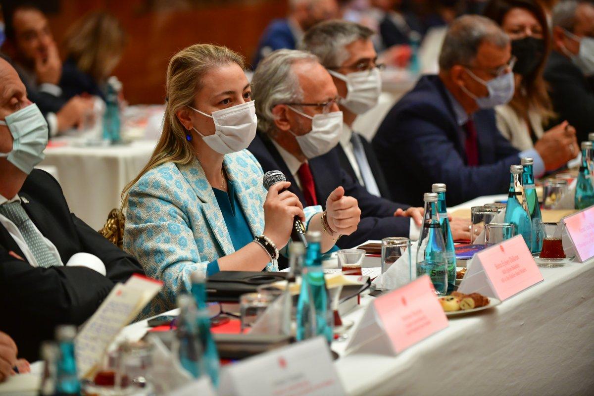 Fahrettin Altun: Türkiye nin gücünü, uluslararası itibarı artırmada kullanabiliriz #12