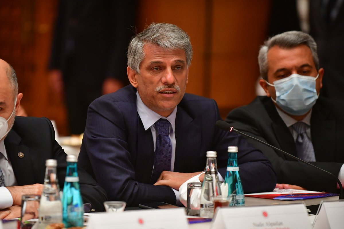 Fahrettin Altun: Türkiye nin gücünü, uluslararası itibarı artırmada kullanabiliriz #7