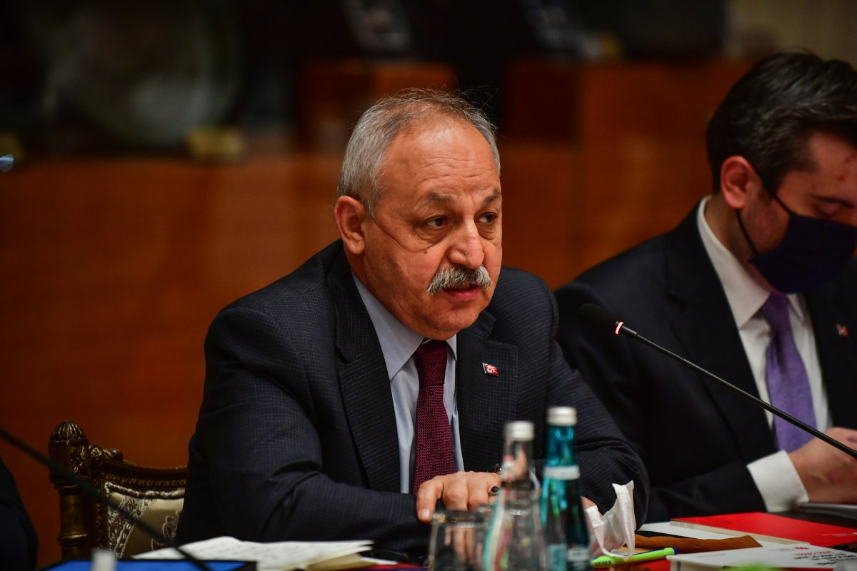 Fahrettin Altun: Türkiye nin gücünü, uluslararası itibarı artırmada kullanabiliriz #5