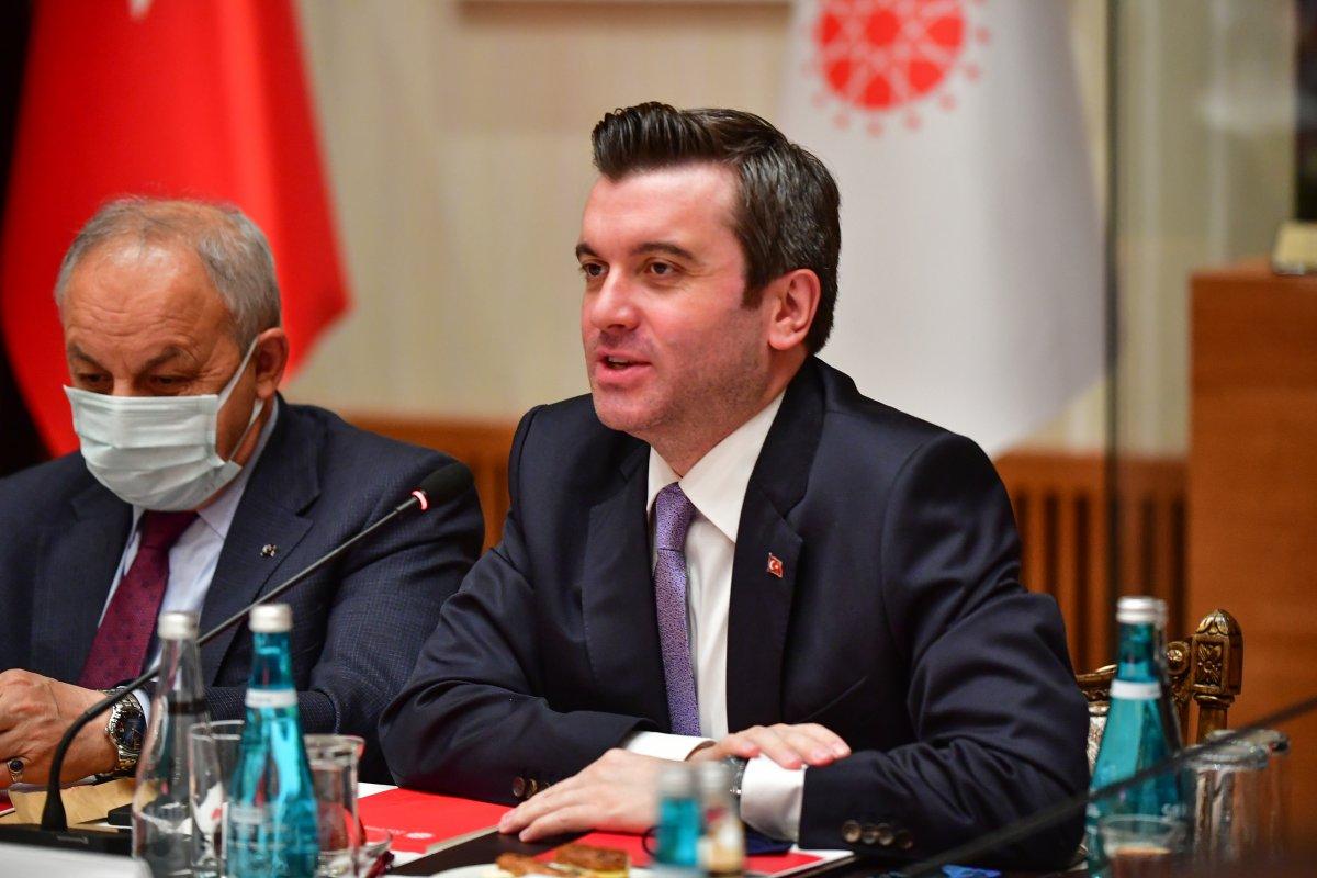 Fahrettin Altun: Türkiye nin gücünü, uluslararası itibarı artırmada kullanabiliriz #4