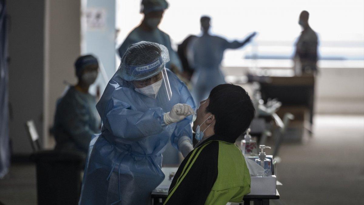 Hong Kong'da varyant taşıdıklarını bildirmeyen hastalara hapis #1
