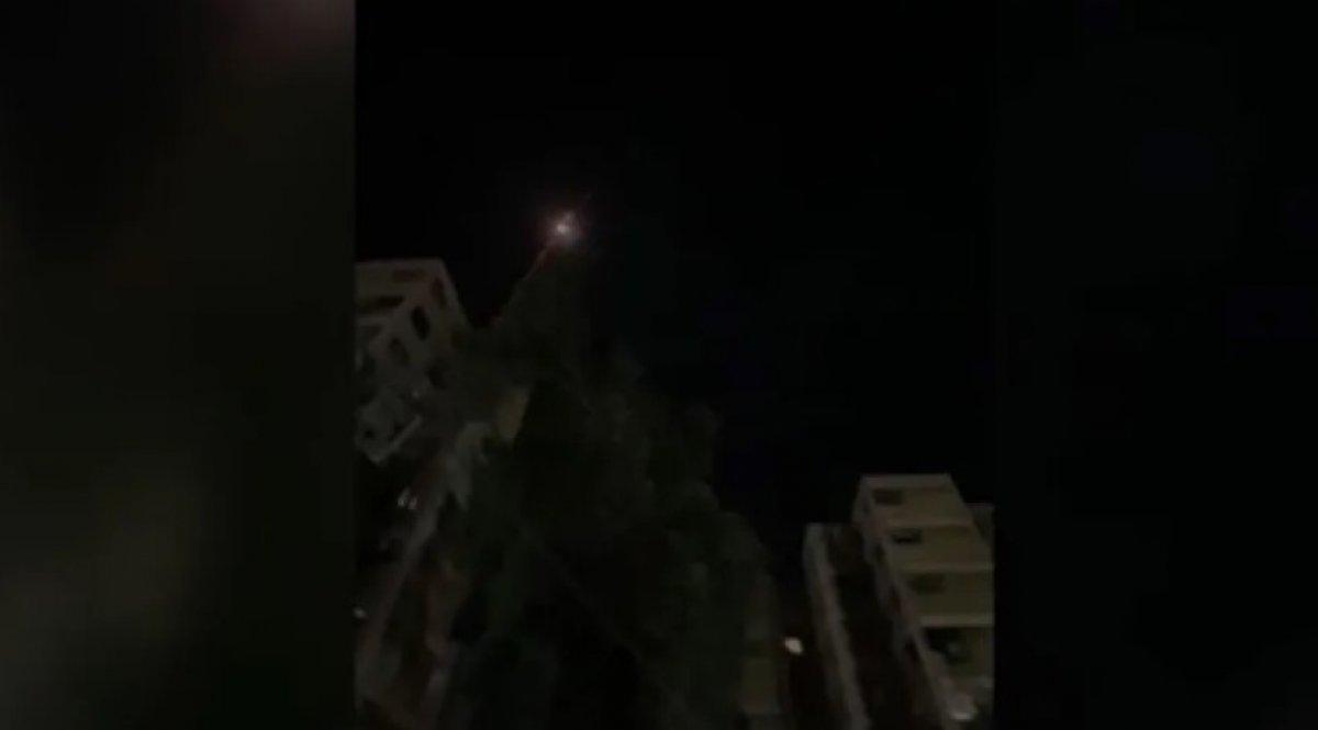 Bağdat'taki ABD Büyükelçiliği üzerinde uçan SİHA lar düşürüldü #1