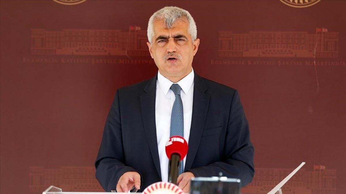 Ömer Faruk Gergerlioğlu hakkındaki karar, yerel mahkemeye gönderildi #1