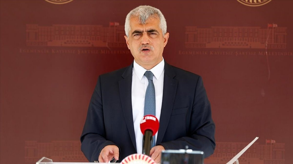 Ömer Faruk Gergerlioğlu na tahliye kararı #1