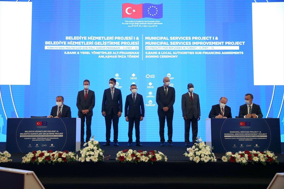 İlbank ve Yerel Yönetimler Alt Finansman Anlaşması imzalandı #2