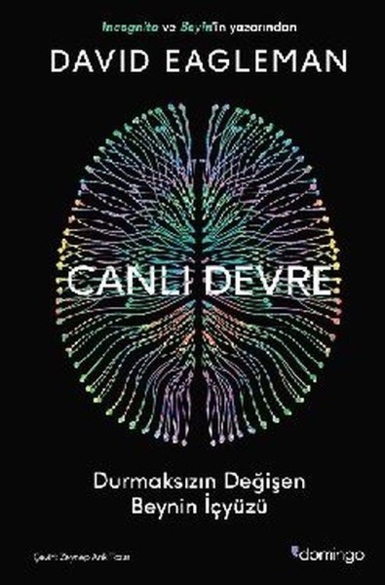 David Eagleman dan yeni kitap: Canlı Devre #1