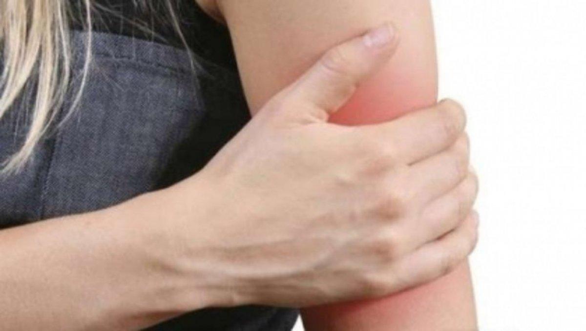 Koronavirüs aşısından sonra kol ağrısının nedeni #1