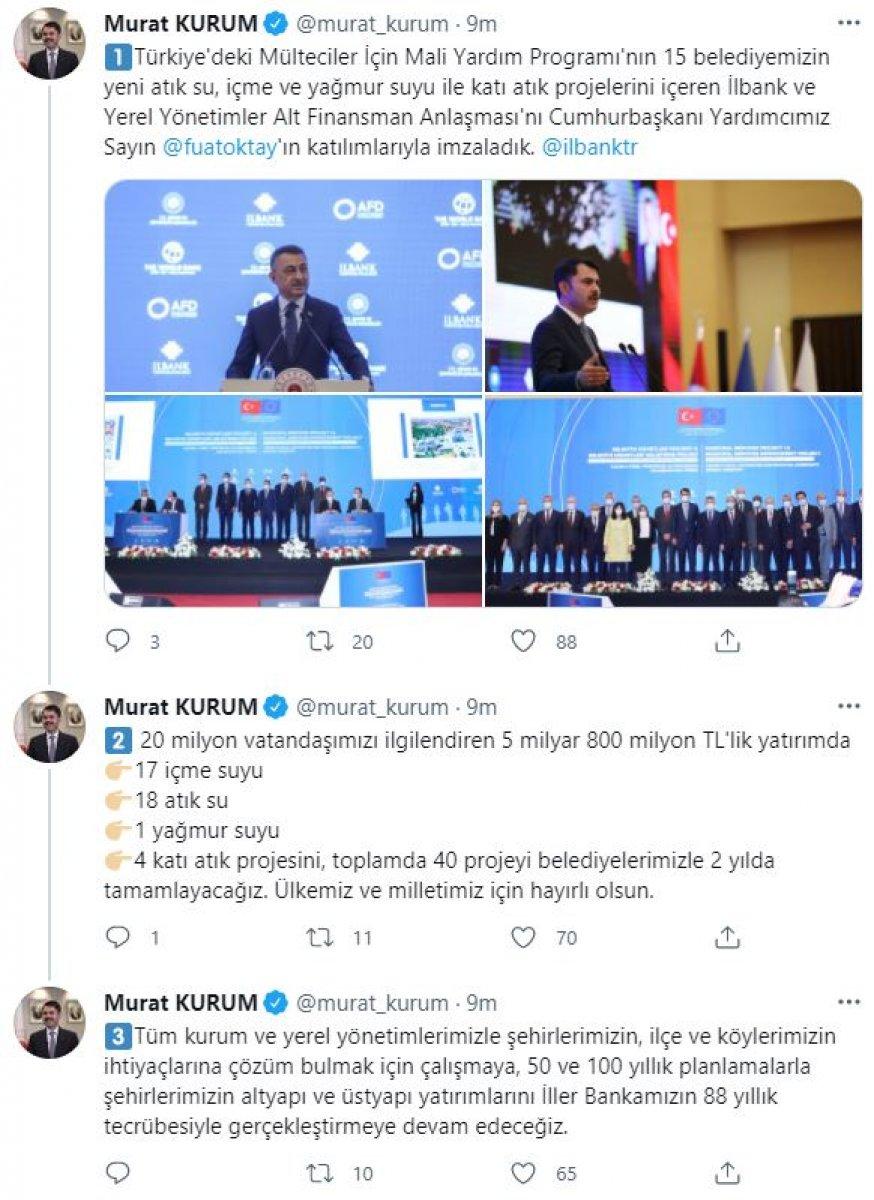 İlbank ve Yerel Yönetimler Alt Finansman Anlaşması imzalandı #3