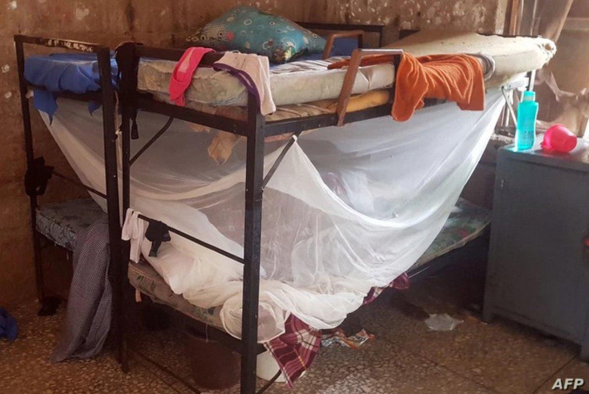Nijerya da bir liseden 140 öğrenci kaçırıldı #2