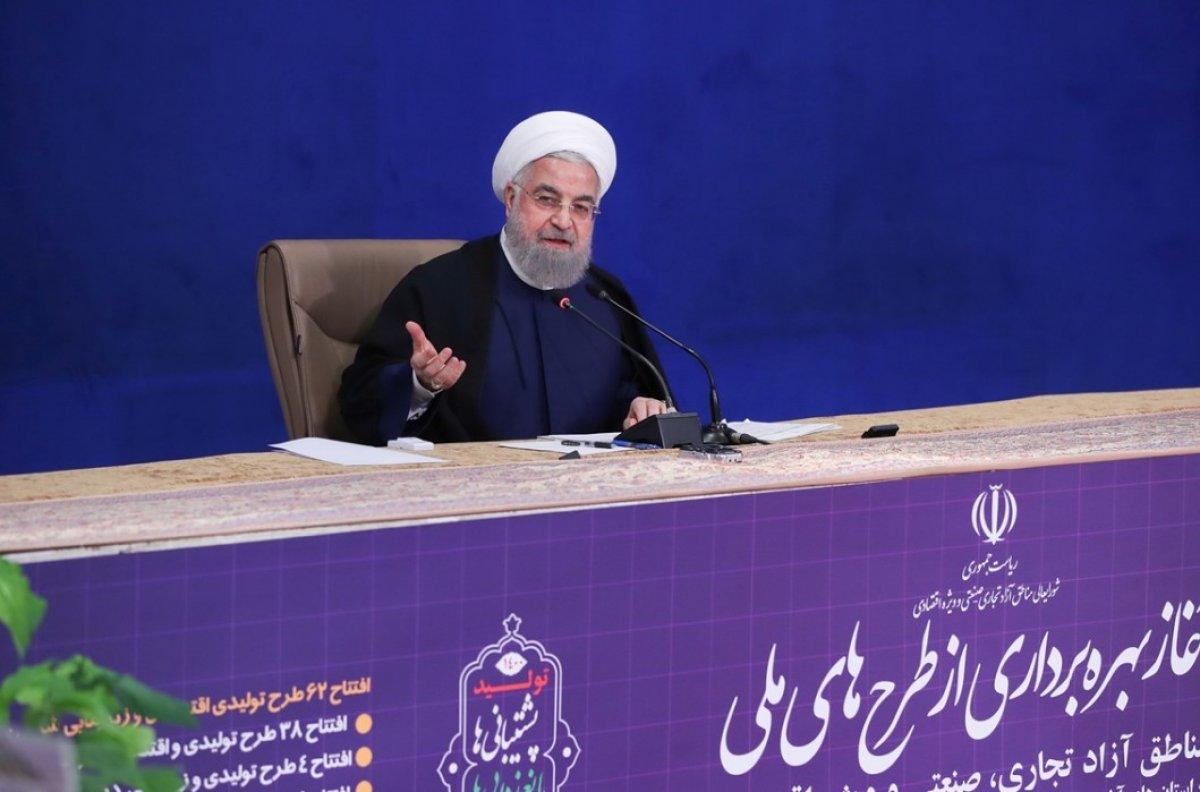 Hasan Ruhani, elektrik kesintileri nedeniyle halktan özür diledi #1