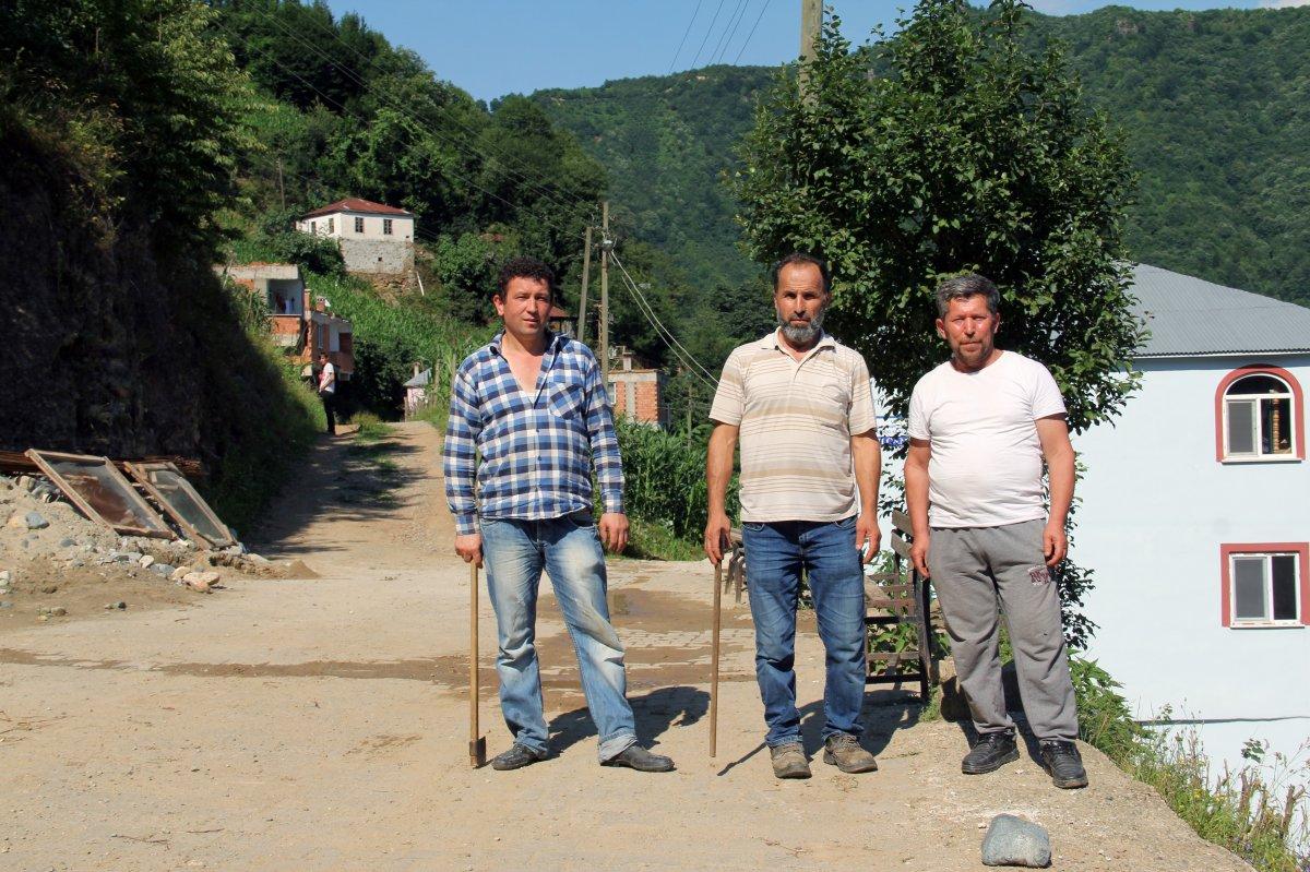 Tosuncuk lakaplı Mehmet Aydın'ın Giresun'daki kaçak villası #3