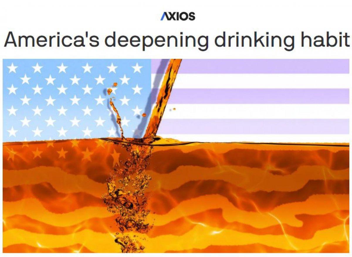 ABD de koronavirüs salgını döneminde alkol tüketimi arttı #2