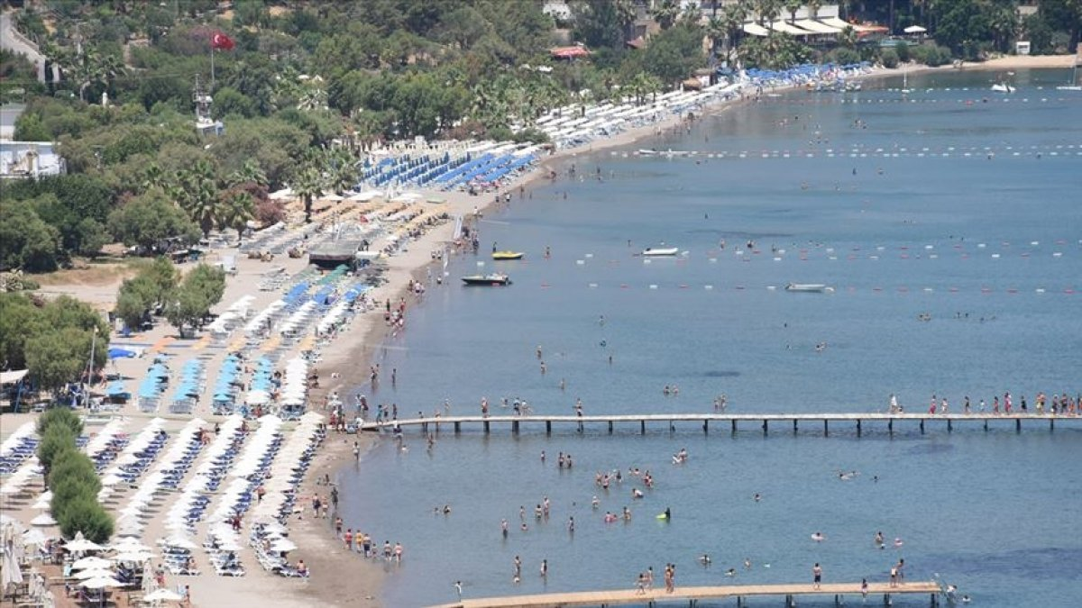 Antalya ya gelen turist sayısı 1,5 milyonu geçti #4