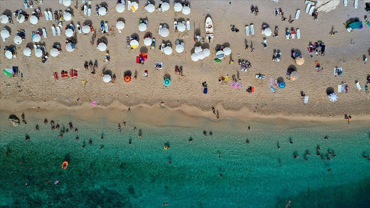 Antalya ya gelen turist sayısı 1,5 milyonu geçti #5