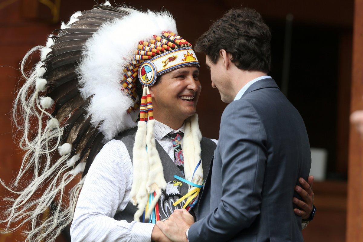 Kanada da Genel Valiliğe ilk kez bir yerli getirildi #5