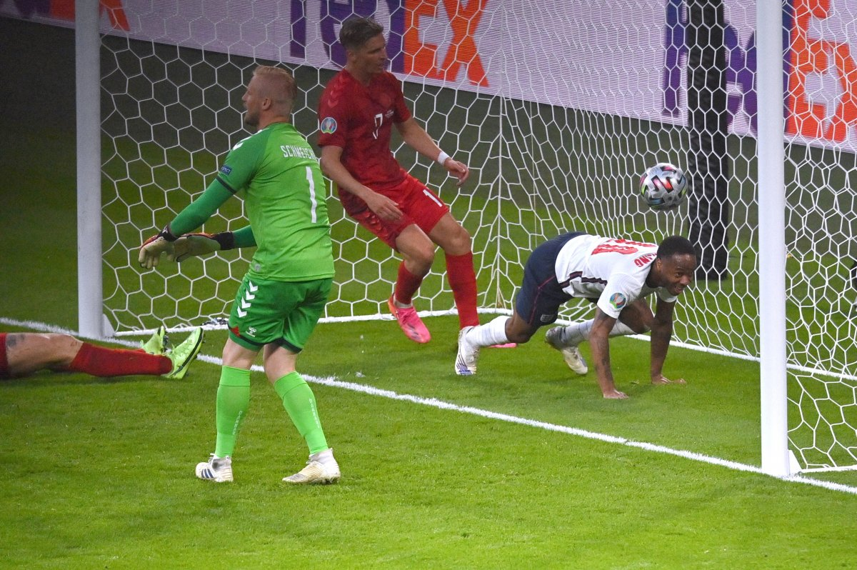 EURO 2020 de Danimarka yı uzatmalarda yenen İngiltere finalde #5