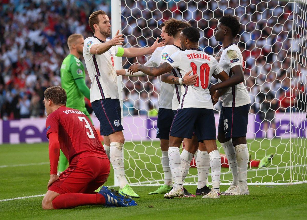 EURO 2020 de Danimarka yı uzatmalarda yenen İngiltere finalde #6