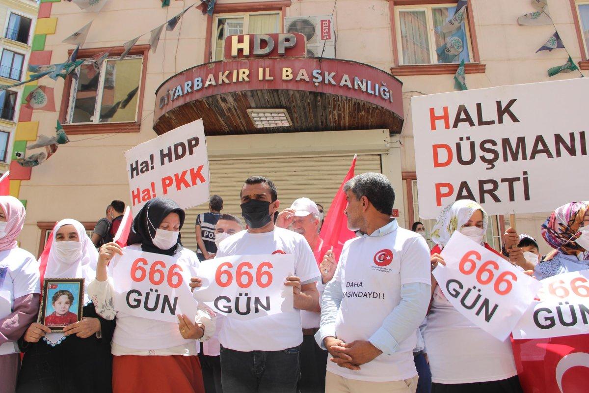 Cumhurbaşkanı Erdoğan,  Diyarbakır aileleri  ile buluşacak #1