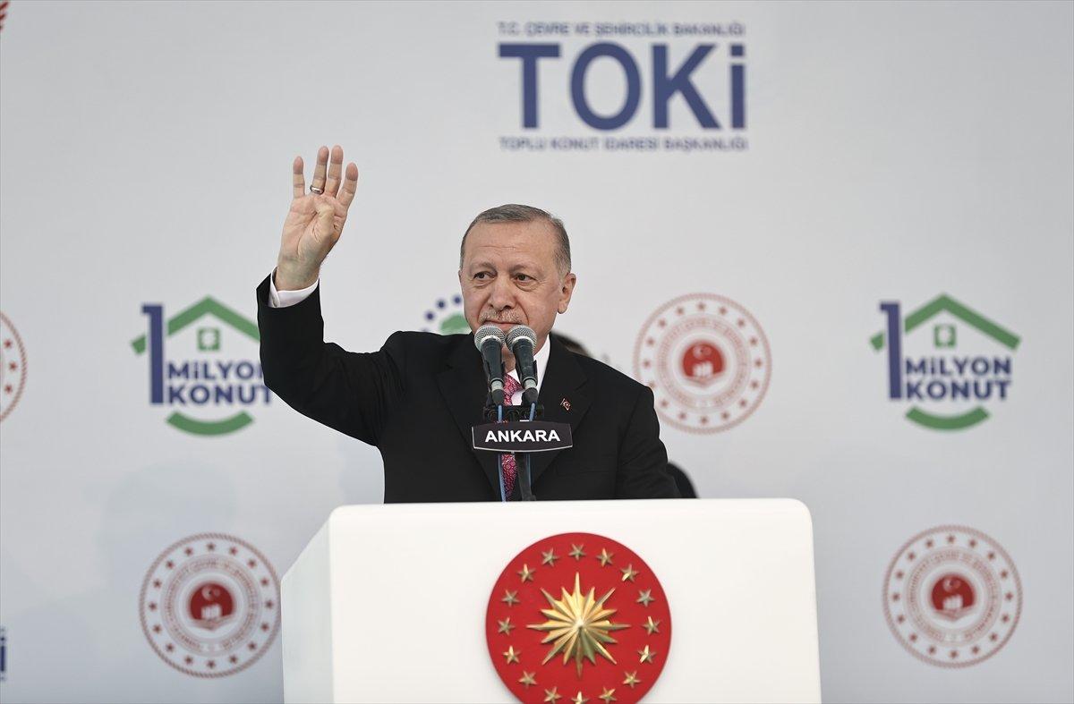 Cumhurbaşkanı Erdoğan: 2023 seçimleri kritik öneme sahip  #1