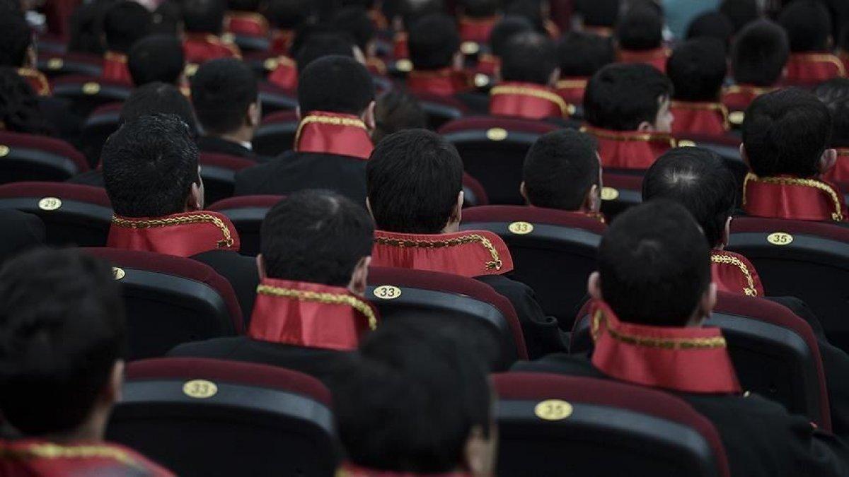 Abdulhamit Gül: Yıl sonunda 1000 hakim savcı alımı yapacağız #1