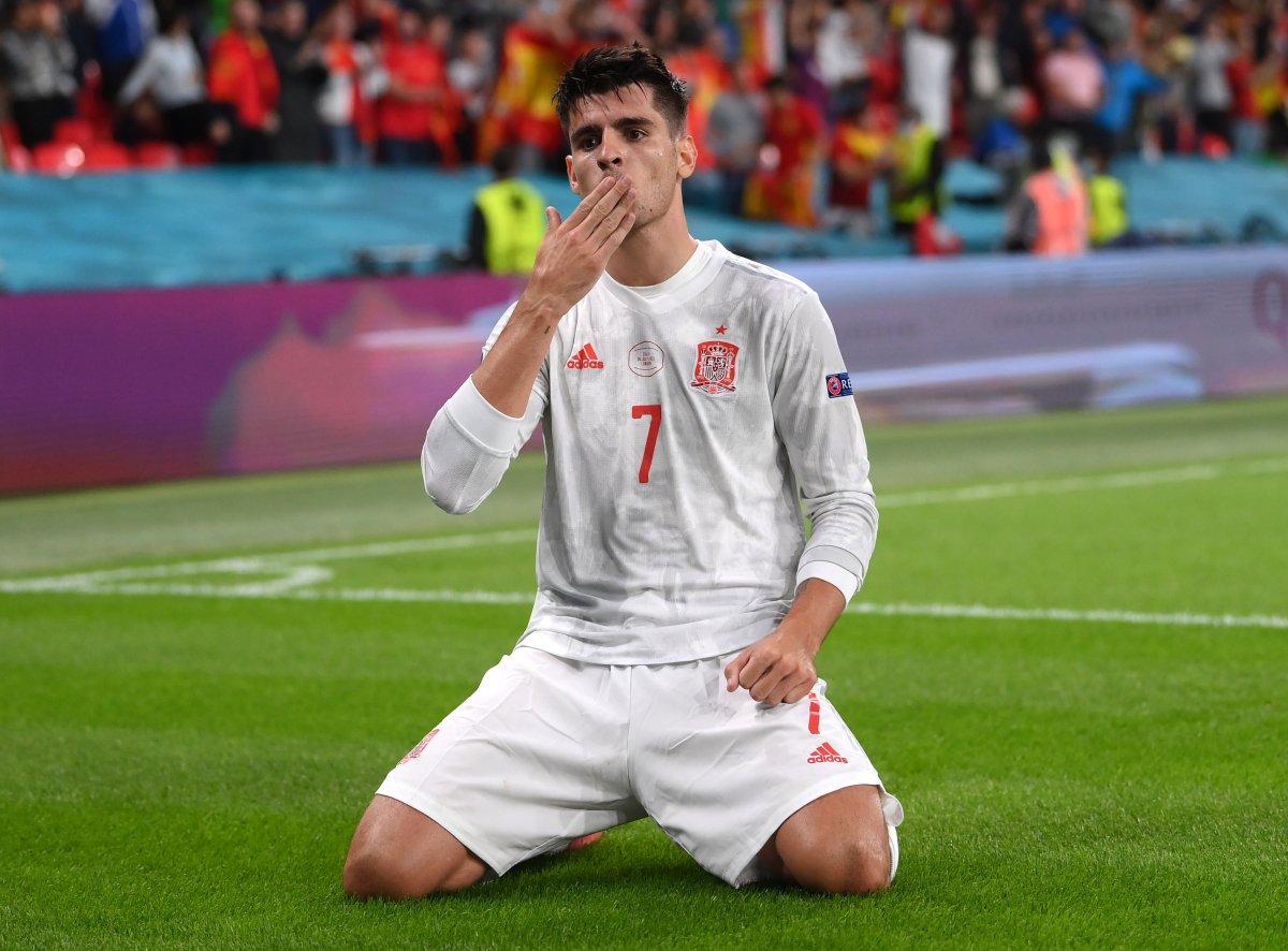 EURO 2020 de İspanya yı penaltılarda eleyen İtalya finalde #3