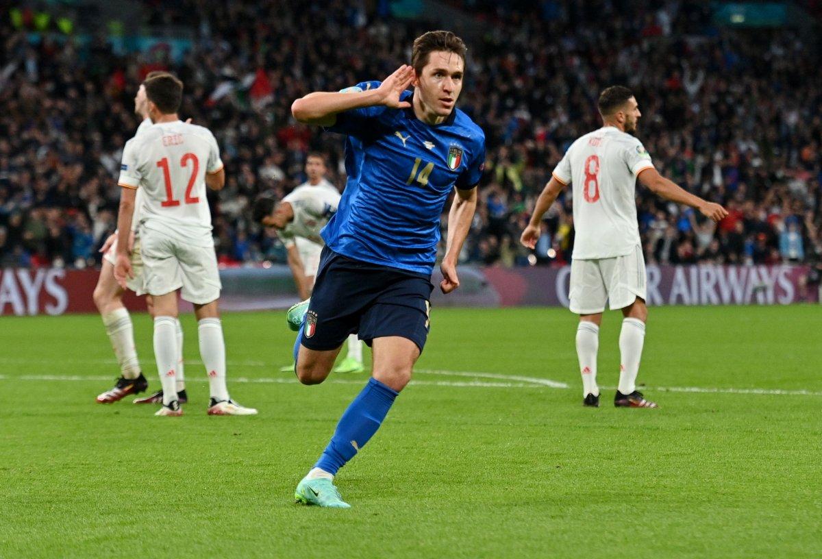 EURO 2020 de İspanya yı penaltılarda eleyen İtalya finalde #1