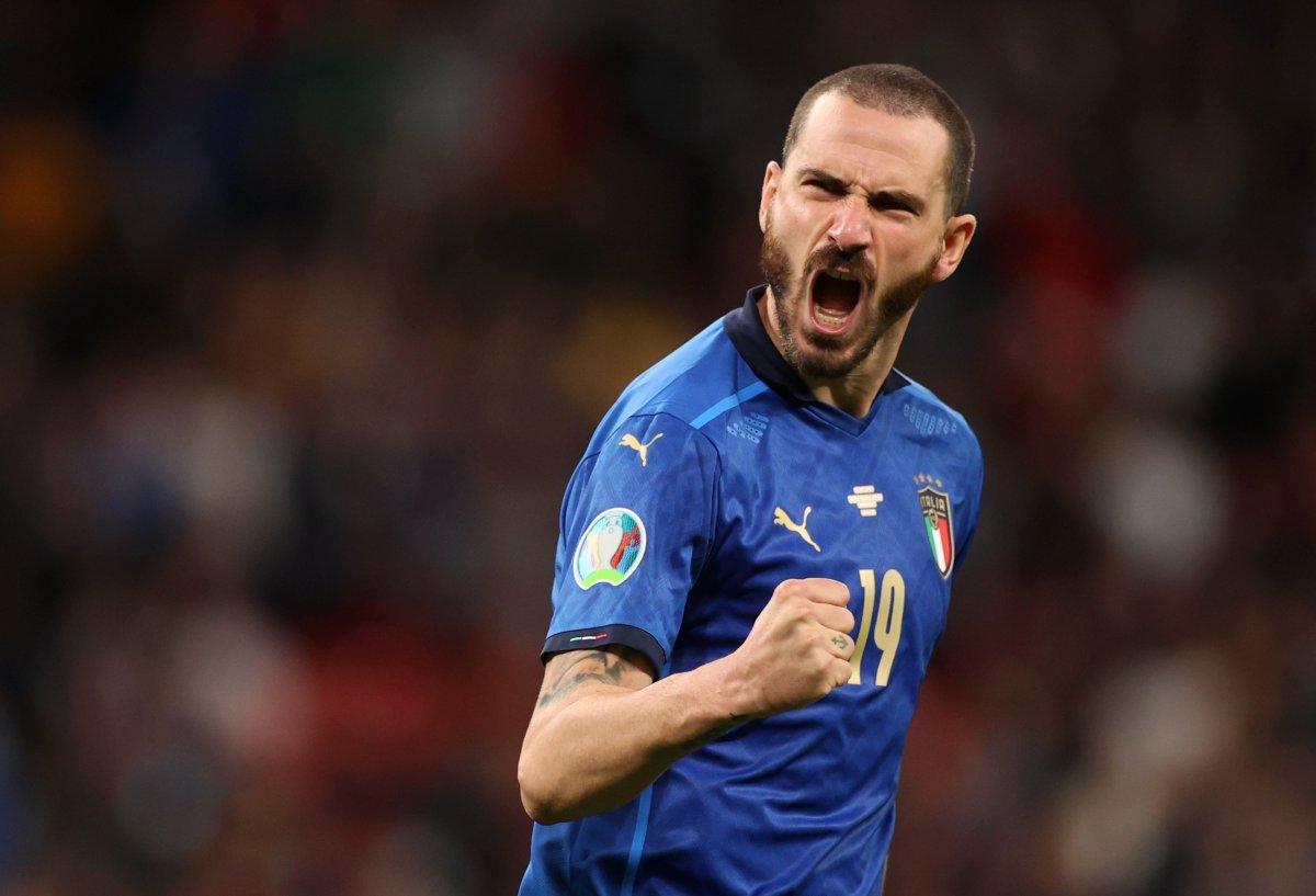 EURO 2020 de İspanya yı penaltılarda eleyen İtalya finalde #6