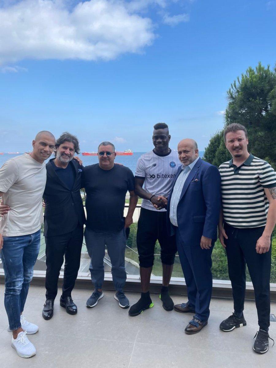 Mario Balotelli Adana Demirspor da #1