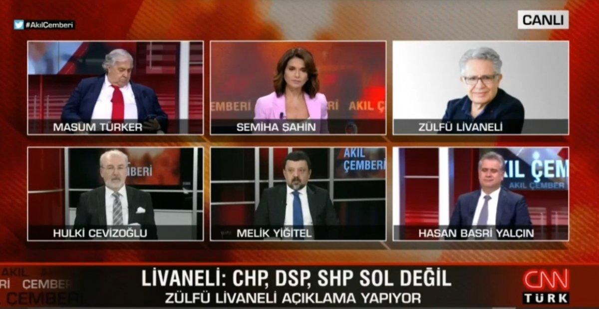 Zülfü Livaneli: Atatürk solcu değildi #1