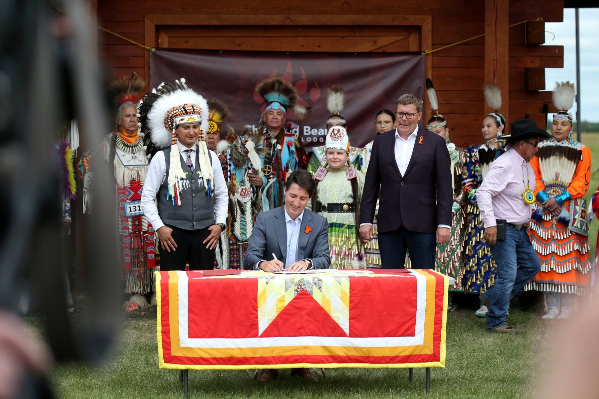 Kanada da Genel Valiliğe ilk kez bir yerli getirildi #4