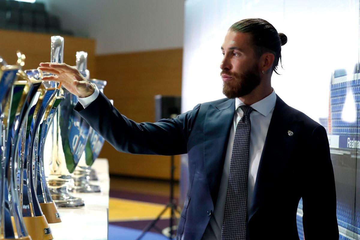 Sergio Ramos un yeni durağı PSG oldu  #1
