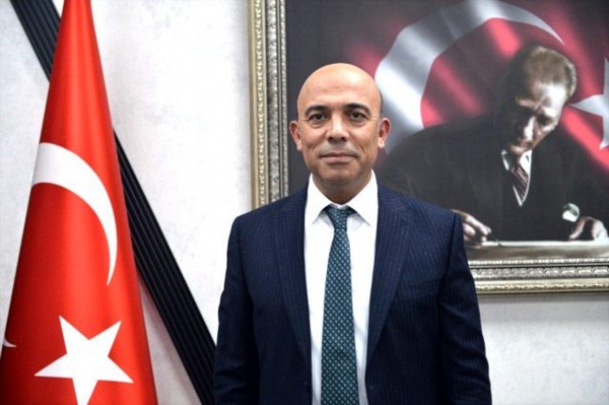 İzmir in yeni Emniyet Müdürü Mehmet Şahne kimdir? Mehmet Şahne nin biyografisi...  #3