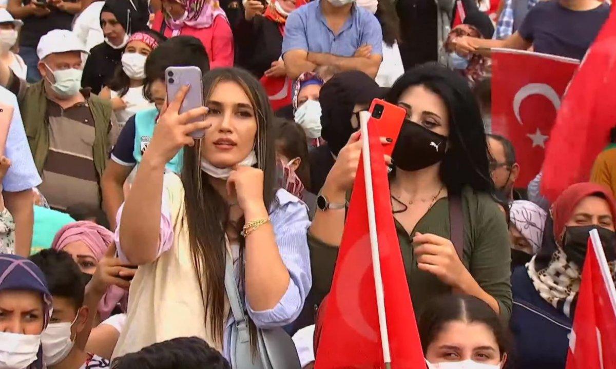 Cumhurbaşkanı Edoğan, TOKİ nin bir milyonuncu konut teslimi töreninde  #2